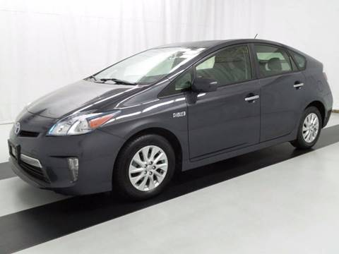2013 Toyota Prius Plug-in Hybrid for sale in Jamaica, NY