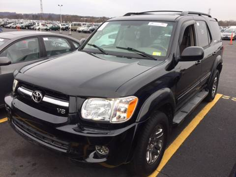 2006 Toyota Sequoia for sale in Jamaica, NY