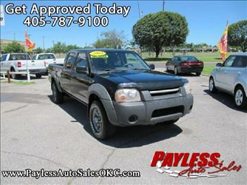 2003 Nissan Frontier for sale in Warr Acres, OK