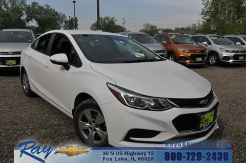 2017 Chevrolet Cruze for sale in Fox Lake, IL