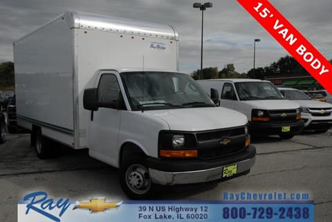 2017 Chevrolet Express Cutaway for sale in Fox Lake, IL