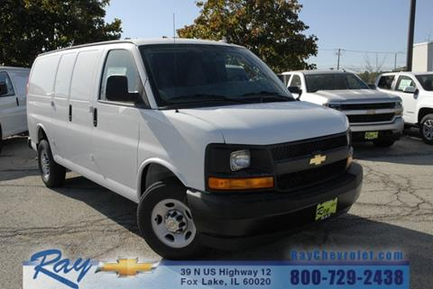 2017 Chevrolet Express Cargo for sale in Fox Lake, IL
