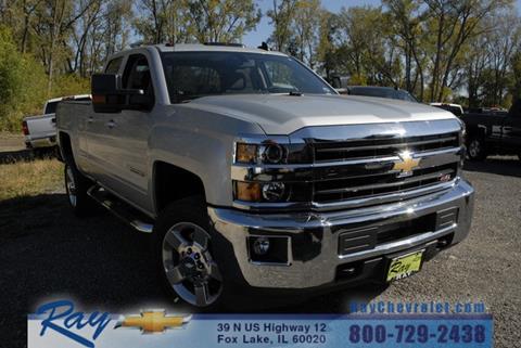 2018 Chevrolet Silverado 2500HD for sale in Fox Lake, IL