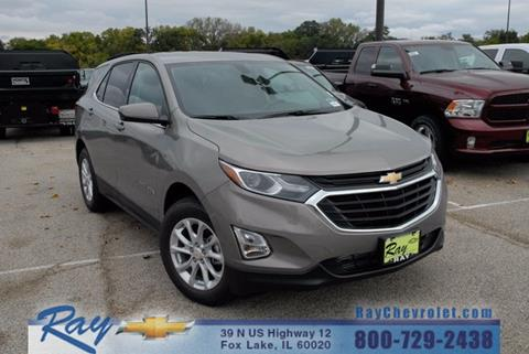 2018 Chevrolet Equinox for sale in Fox Lake, IL