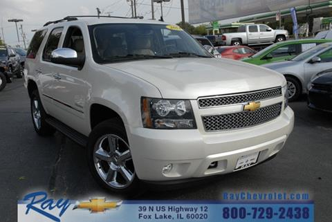 2014 Chevrolet Tahoe for sale in Fox Lake, IL