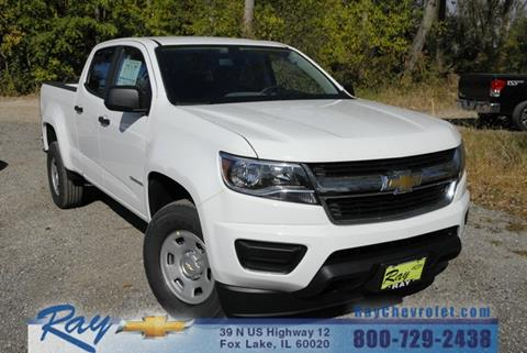 2018 Chevrolet Colorado for sale in Fox Lake, IL