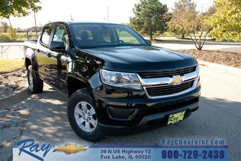 2018 Chevrolet Colorado for sale in Fox Lake, IL