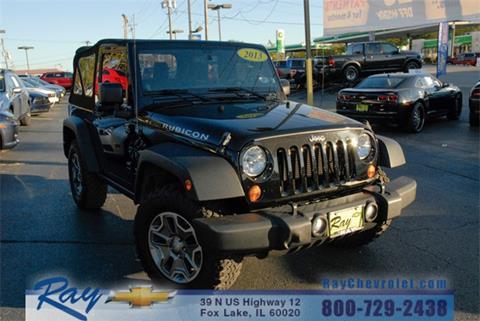 2013 Jeep Wrangler for sale in Fox Lake, IL