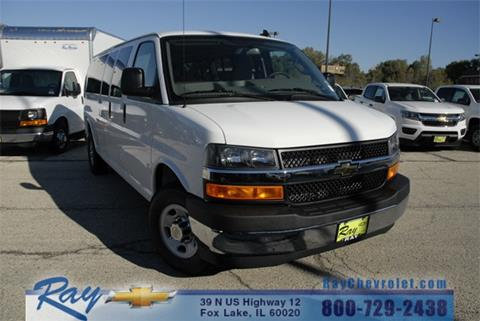 2017 Chevrolet Express Passenger for sale in Fox Lake, IL