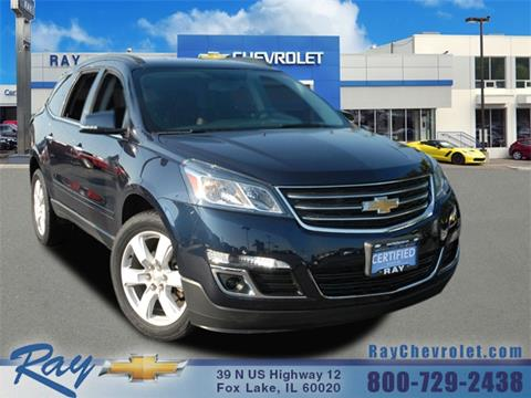 2016 Chevrolet Traverse For Sale At Ray Chevrolet In Fox Lake IL