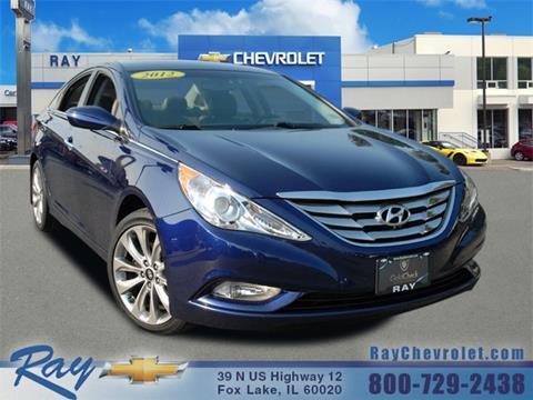 2012 Hyundai Sonata For Sale At Ray Chevrolet In Fox Lake IL