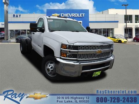 2019 Chevrolet Silverado 3500HD CC for sale in Fox Lake, IL