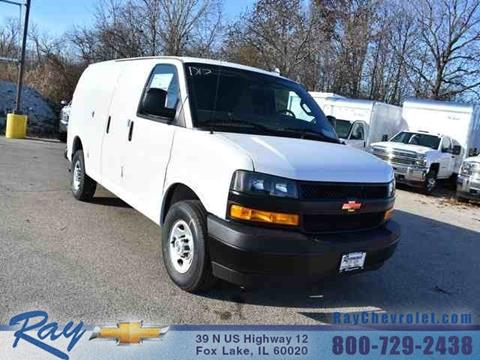 039a8207e6 2018 Chevrolet Express Cargo for sale in Fox Lake