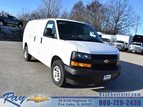2018 Chevrolet Express Cargo for sale in Fox Lake, IL