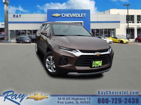 2019 Chevrolet Blazer for sale in Fox Lake, IL