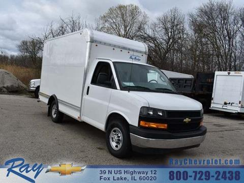 2018 Chevrolet Express Cutaway for sale in Fox Lake, IL
