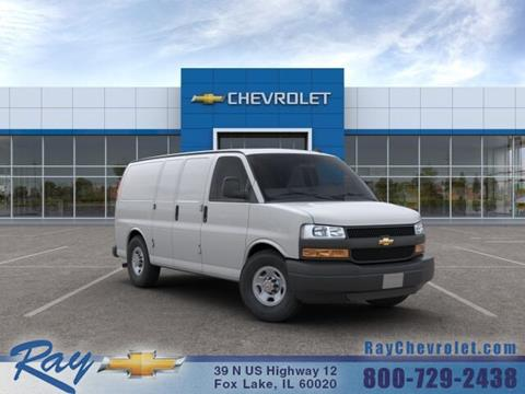 2019 Chevrolet Express Cargo for sale in Fox Lake, IL
