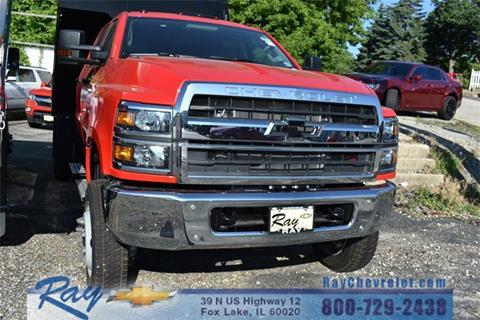 2019 Chevrolet Silverado 4500HD for sale in Fox Lake, IL