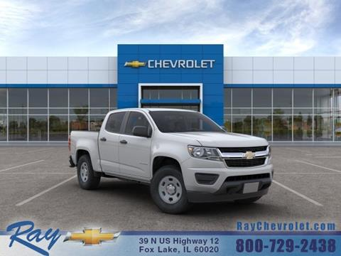 2019 Chevrolet Colorado for sale in Fox Lake, IL
