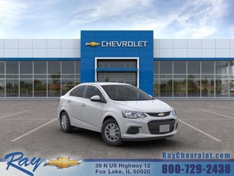 2019 Chevrolet Sonic for sale in Fox Lake, IL