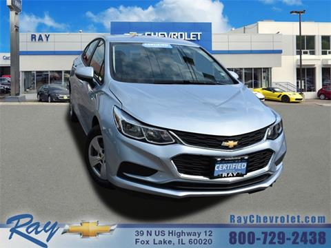 2018 Chevrolet Cruze for sale in Fox Lake, IL