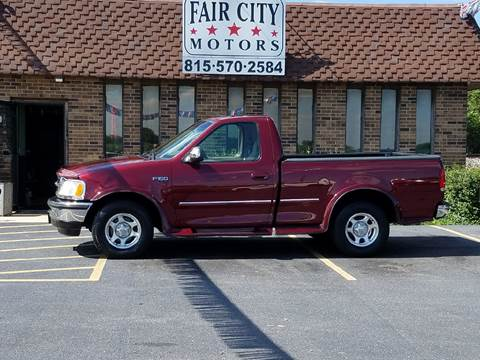 1997 Ford F-150 for sale in Sandwich, IL