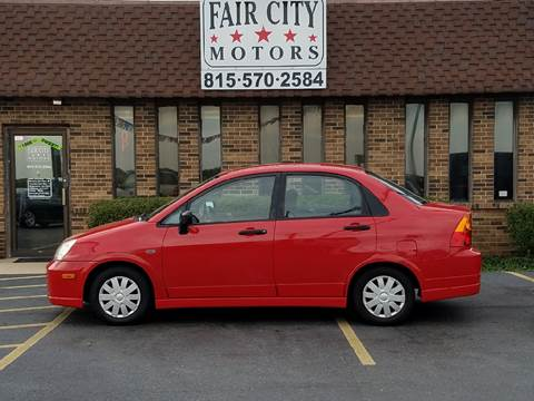 2003 Suzuki Aerio for sale in Sandwich, IL