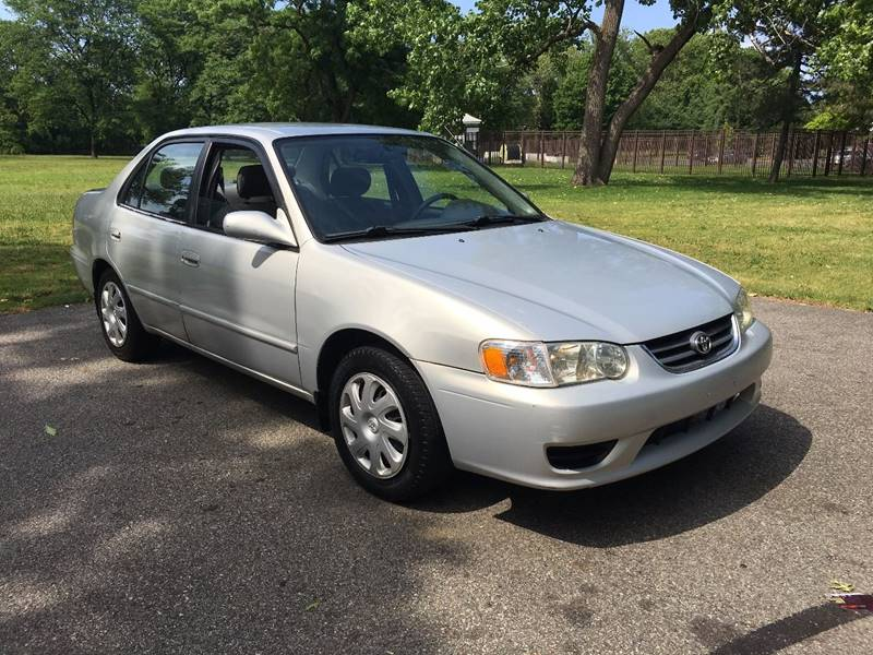 2001 Toyota Corolla for sale at Cars With Deals in Lyndhurst NJ
