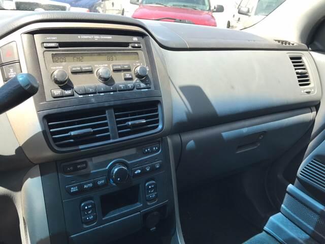 2008 Honda Pilot 4x4 EX-L 4dr SUV - Omaha NE