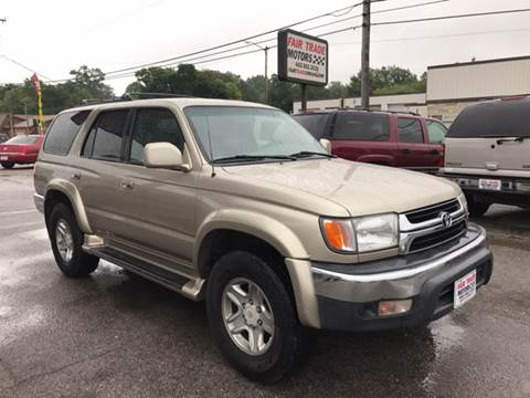 2001 Toyota 4Runner for sale in Omaha, NE