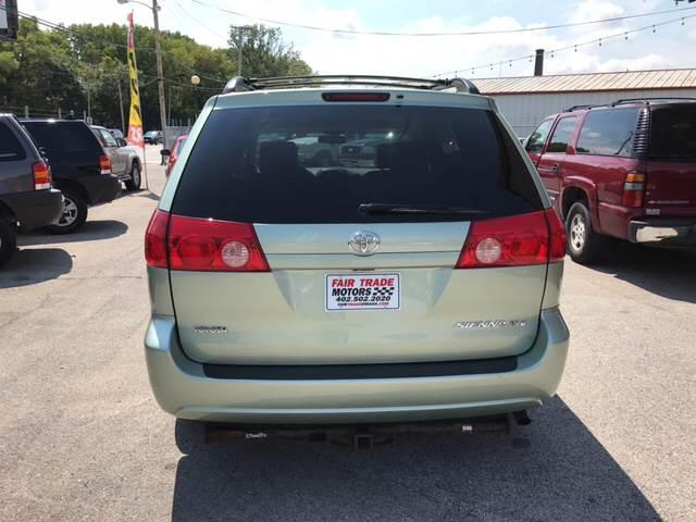 2008 Toyota Sienna XLE Limited 4dr Mini-Van - Omaha NE
