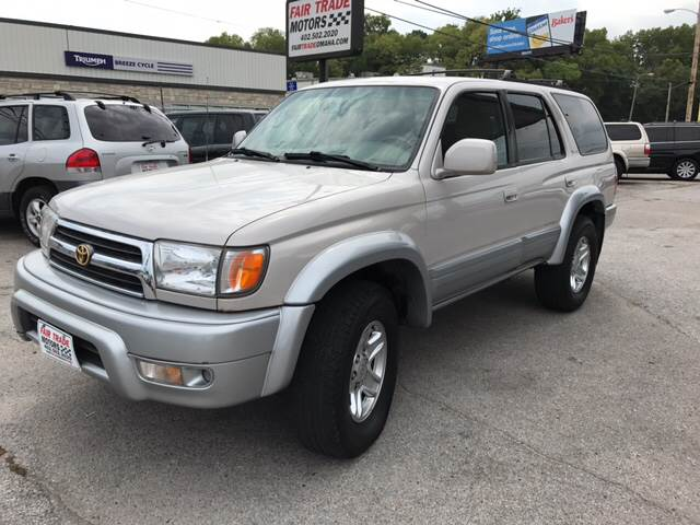 2000 Toyota 4Runner 4dr Limited 4WD SUV - Omaha NE