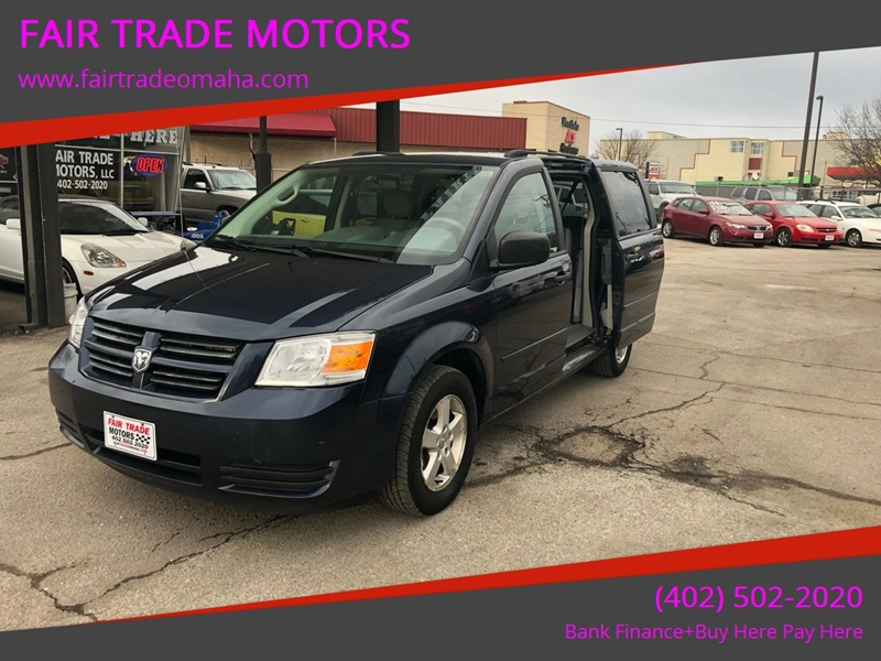2008 Dodge Grand Caravan Se In Omaha Ne Fair Trade Motors