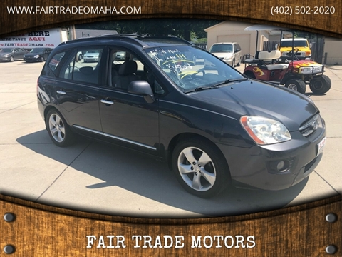 kia rondo for sale in bellevue ne fair trade motors fair trade motors