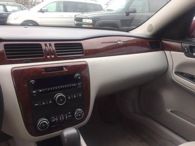 2007 Chevrolet Impala LT 4dr Sedan w/ roof rail curtain delete - Omaha NE