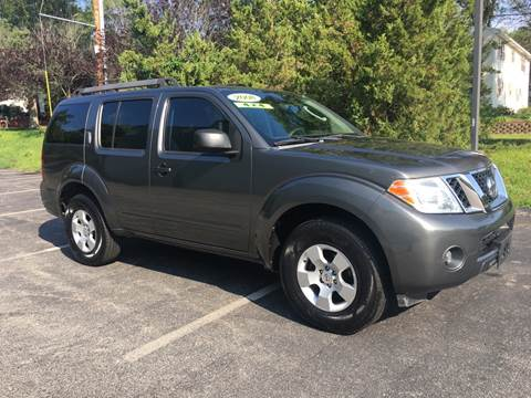 2008 Nissan Pathfinder for sale at Automazed in Attleboro MA