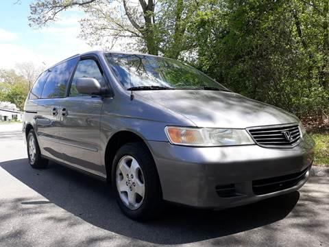 2000 Honda Odyssey for sale in Attleboro, MA