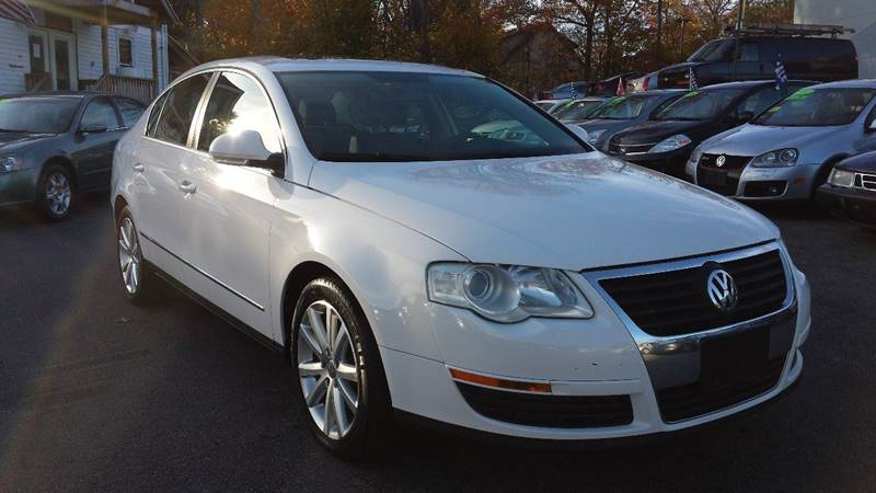 2006 Volkswagen Passat for sale at Automazed in Attleboro MA