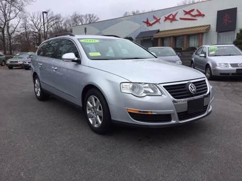 2007 Volkswagen Passat for sale at Automazed in Attleboro MA