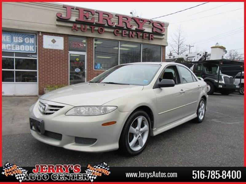 2005 Mazda MAZDA6 for sale at JERRY'S AUTO CENTER in Bellmore NY