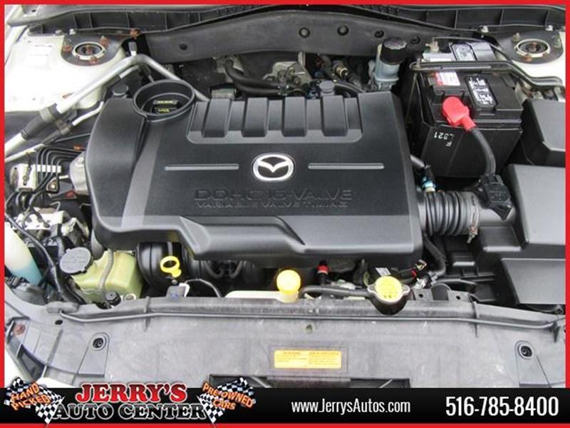 2005 Mazda MAZDA6 for sale at JERRY'S AUTO CENTER in Bellmore NY