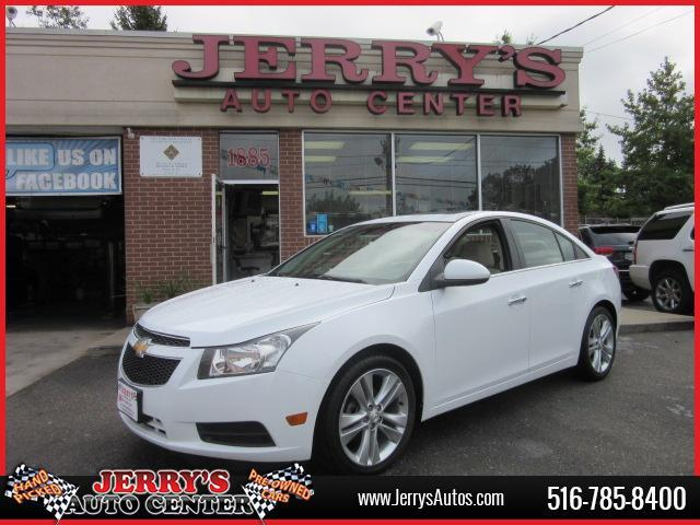 2011 Chevrolet Cruze for sale at JERRY'S AUTO CENTER in Bellmore NY