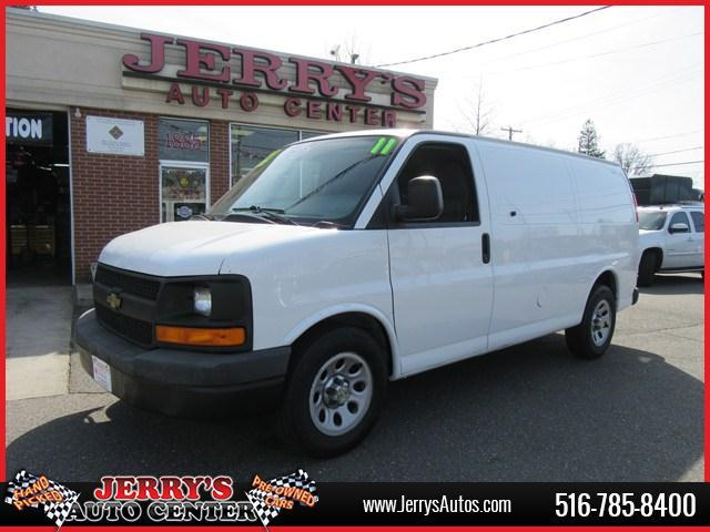 2011 Chevrolet Express Cargo for sale at JERRY'S AUTO CENTER in Bellmore NY