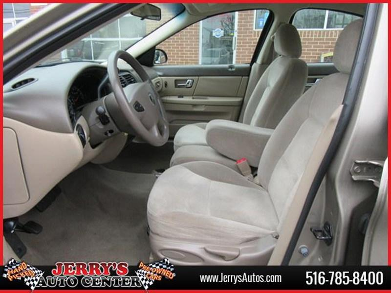 2002 Mercury Sable for sale at JERRY'S AUTO CENTER in Bellmore NY