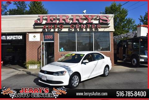 2014 Volkswagen Jetta for sale at JERRY'S AUTO CENTER in Bellmore NY