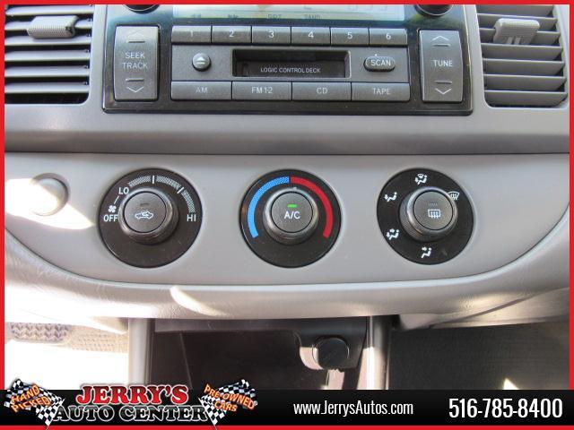 2002 Toyota Camry for sale at JERRY'S AUTO CENTER in Bellmore NY