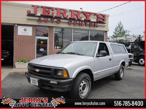 1995 Chevrolet S-10 for sale in Bellmore, NY
