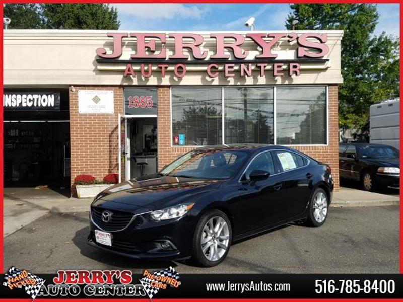 2014 Mazda 6 For Sale >> 2014 Mazda Mazda6 I Touring Jerry S Auto Center