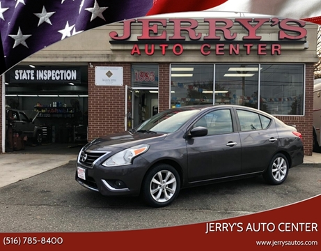 Jerry'S Auto Sale >> Nissan Versa For Sale In Bellmore Ny Jerry S Auto Center