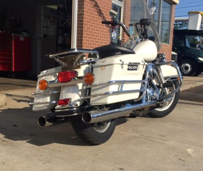 2006 Harley Davidson Road King Police for sale at JERRY'S AUTO CENTER in Bellmore NY